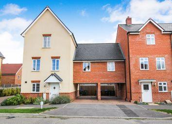 4 bed terraced house for sale in Sargent Way, Wickhurst Green, Broadbridge Heath RH12