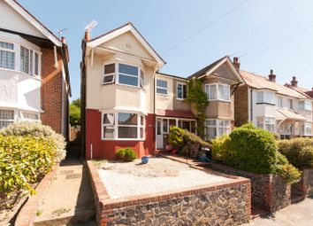 Thumbnail 3 bedroom semi-detached house for sale in Wellesley Road, Margate