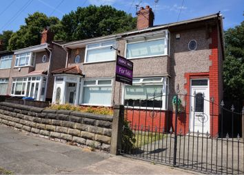 Thumbnail 2 bed semi-detached house for sale in Gordon Drive, Liverpool