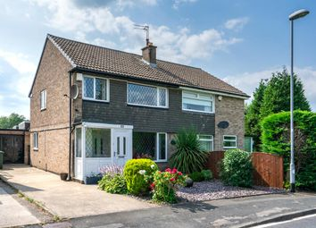 Thumbnail 3 bed semi-detached house for sale in Overdale Avenue, Shadwell, Leeds