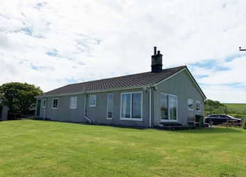 Thumbnail 4 bed detached bungalow for sale in Stennageo, Stromness