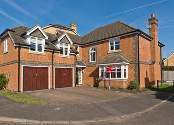 Thumbnail 5 bed property for sale in Bourne Close, Thames Ditton