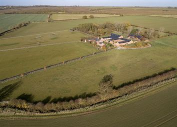 Thumbnail 4 bed barn conversion for sale in Lower Dean, Huntingdon