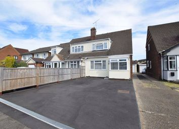 Thumbnail 2 bed semi-detached house for sale in Branksome Avenue, Stanford-Le-Hope, Essex