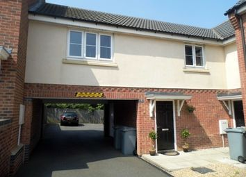 Thumbnail 1 bed flat to rent in Ormonde Close, Grantham