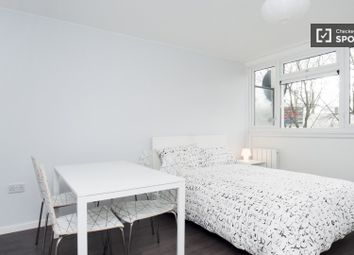 Thumbnail 3 bedroom shared accommodation to rent in Loughborough Street, London
