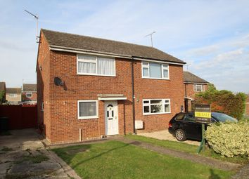 Thumbnail 3 bed semi-detached house for sale in Orchid Way, Needham Market, Ipswich