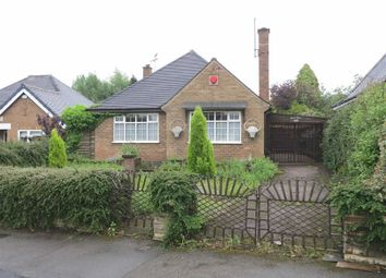 Thumbnail 3 bed detached bungalow for sale in Coronation Road, Nuthall, Nottingham