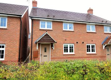 Thumbnail 2 bed semi-detached house for sale in Wakefield Way, Alcester