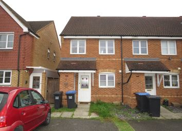 Thumbnail 3 bedroom end terrace house for sale in Daisy Drive, Hatfield
