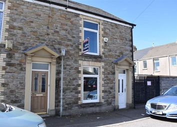 Thumbnail 2 bed semi-detached house for sale in Morgan Street, Swansea
