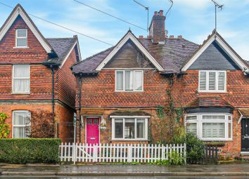 High Street, Westerham TN16. 3 bed semi-detached house for sale