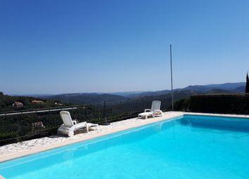 Thumbnail 4 bed villa for sale in Montauroux, Provence-Alpes-Cote D'azur, 83440, France