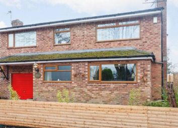 Thumbnail 4 bed detached house for sale in Helmscraig, Alderely Edge, Cheshire