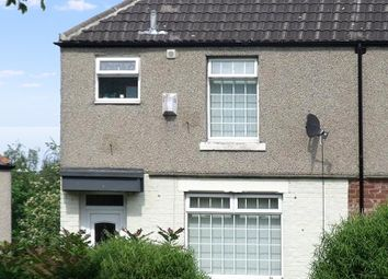 Thumbnail 2 bedroom terraced house for sale in Tyne Gardens, Washington