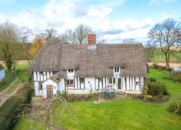 Thumbnail 4 bed detached house for sale in Strethall, Nr Saffron Walden, Essex