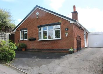 Thumbnail 2 bed detached bungalow for sale in Sunnyside, Kingsley, Stoke-On-Trent, Staffordshire