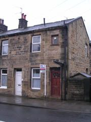 Thumbnail 2 bed end terrace house to rent in Grosvenor Terrace, Otley