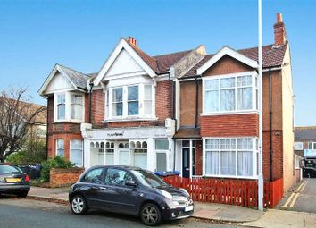 Thumbnail 3 bed semi-detached house for sale in Tarring Road, West Worthing, West Sussex