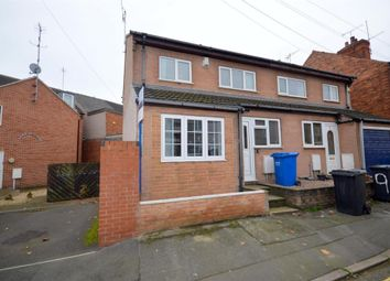 Thumbnail 4 bed semi-detached house for sale in Hardwick Street, Town Centre, Chesterfield