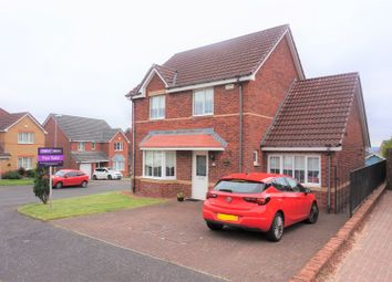 Thumbnail 4 bed detached house for sale in Aberdour Court, Glasgow