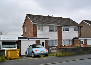 Thumbnail 3 bedroom semi-detached house for sale in Moorlands Road, Outlane, Huddersfield