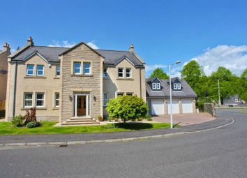 Thumbnail 5 bed detached house for sale in Leslie Mains, Leslie, Glenrothes