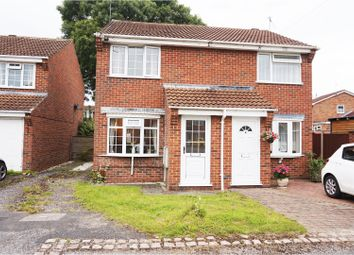 Thumbnail 2 bed semi-detached house for sale in Newbold Close, Chellaston