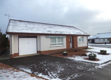 Thumbnail 2 bed detached bungalow for sale in Ravens Court, Lockerbie, Dumfries And Galloway