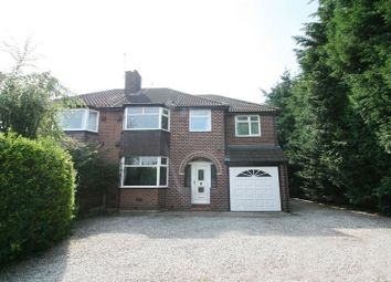 Thumbnail 4 bed semi-detached house for sale in Greenacre Lane, Worsley, Manchester