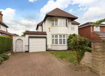 Thumbnail 4 bed property for sale in Woodcroft Avenue, London