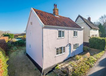 Thumbnail 4 bed detached house for sale in Monks Eleigh, Ipswich, Suffolk