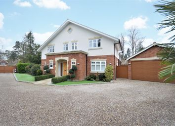 Thumbnail 5 bed detached house for sale in Wonford Close, Walton On The Hill, Tadworth