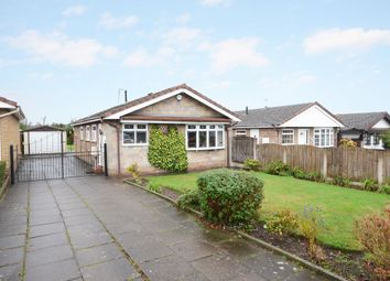 Thumbnail 3 bedroom detached bungalow for sale in Caverswall Road, Weston Coyney