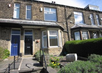 Thumbnail 3 bed terraced house to rent in New Line, Apperley Bridge, Bradford