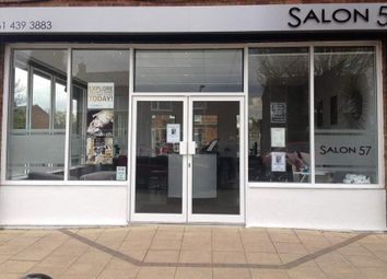 Thumbnail Retail premises for sale in Bramhall SK7, UK