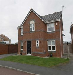 Thumbnail 4 bed detached house for sale in Naburn Drive, Orrell