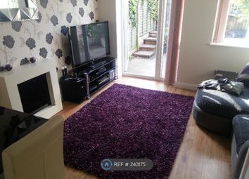 Thumbnail 2 bed terraced house to rent in Haslington Close, Staffordshire