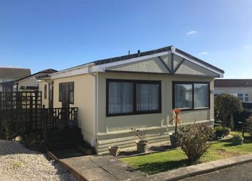Thumbnail 2 bed mobile/park home for sale in Clodgey Lane, Helston, Cornwall