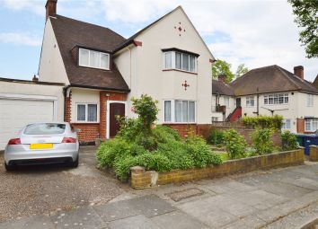 Thumbnail 4 bed detached house for sale in Bittacy Park Avenue, Mill Hill, London