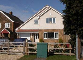 Thumbnail 4 bed detached house to rent in Woods Road, Caversham, Reading