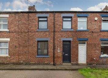 Thumbnail 2 bed terraced house for sale in Mason Street, Brunswick Village, Newcastle Upon Tyne
