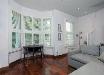 Thumbnail 3 bedroom maisonette to rent in Davis Road, London