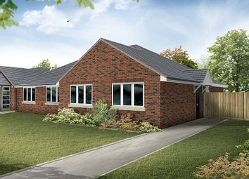 Thumbnail 2 bed semi-detached bungalow for sale in Churchfields, Harrietsham, Maidstone, Kent