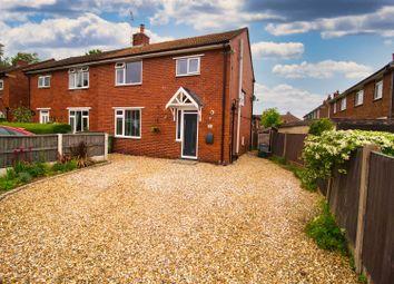 Thumbnail 3 bed semi-detached house for sale in Acorn Close, Cuddington, Northwich