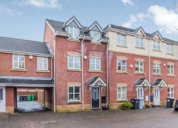 Thumbnail 4 bed end terrace house for sale in Stanyer Court, Stapeley, Nantwich, Cheshire