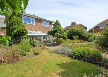 Thumbnail 3 bed detached house for sale in Albert Road, Hythe