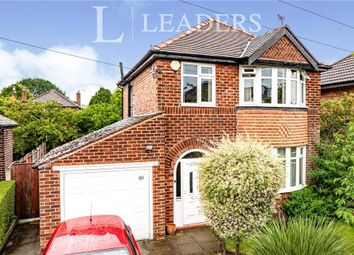 Thumbnail 3 bed detached house for sale in Greenhill Road, Timperley, Altrincham