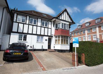 Thumbnail 2 bed flat to rent in Grosvenor Lodge, Vivian Avenue, Hendon