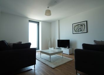 Thumbnail 3 bed flat for sale in X1 Media City, 9 Michigan Avenue, Salford